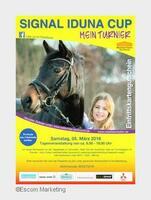 Mit-Pferden-reisen verlost Eintrittskarten für den Signal Iduna Cup in Dortmund