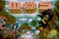 Majesty of Sprites - Commodore Spiele im Jahr 2016