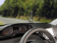 "NavGear VGA-Dashcam MDV-2490, 2,4""-Display, Bewegungserkennung"