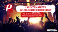 9. plentymarkets Online-Händler-Kongress 2016