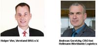 BISG e.V. und Hellmann Worldwide Logistics transportieren IT-Ideen