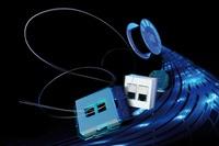 WERIT mit neuem Produktbereich: PHOTONconnect - das Lichtwellenleiter-Netz