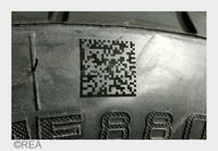 REA JET: Neue Kennzeichnungstechnik für die Reifenindustrie