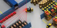 Automatisierter Warenfluss durch Lasertechnologie