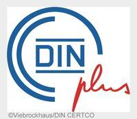 Viebrockhaus  als erster Haushersteller mit DINplus-Zertifikat