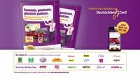 Crossmediale Marketing-Kampagne der DeutschlandCard