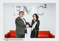 DextraData wird Gold-Partner von EMC
