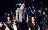 Jude Law überraschte Gäste bei der Premiere des neuen Lexus RX