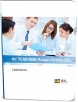 ahd stellt zentrale Ergebnisse ihrer Trendstudie vor: Managed Services gewinnen zukünftig noch stärker an Bedeutung