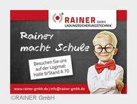 """""""Rainer macht Schule"""" auf der LogiMAT 2016"""