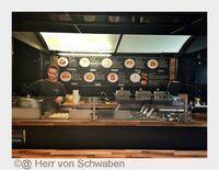 Herr von Schwaben Franchise-Info-Tag am 20.2.20216 auf dem Food Markt der Intergastra in Stuttgart