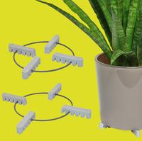 Flexibles Topfträger-System