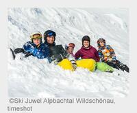 """Sonne tanken, chillen, tolle Angebote: Spätwinter im """"Ski Juwel Alpbachtal Wildschönau"""""""