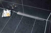 Schneller einbauen: Gutjahr-Duschrinne jetzt mit vormontiertem Fixbauadapter