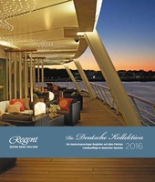 "Aviation & Tourism International legt ""Deutsche Kollektion"" mit Luxusreisen von Regent Seven Seas Cruises auf"