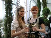 Katharina Schupp wurde zur 76sten Mandelblütenkönigin gekrönt