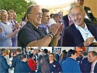 Lust auf Zukunft: Steuerberater und Unternehmer entwickeln Erfolgs-Strategien für Zeiten des Wandels