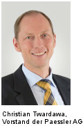 Deutscher Markt ist Zugpferd für die Paessler AG