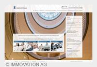 IMMOVATION-Unternehmensgruppe mit neuer Homepage online