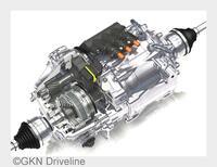 GKN mit neuer elektrischer Torque-Vectoring-Technologie