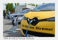 Elektromobilität in allen Facetten erleben