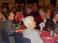 Jubiläum 80. Senioren-Geburtstagsparty mit 370 Gästen