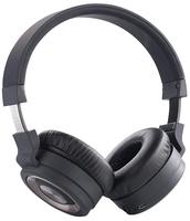Faltbares Over-Ear HiFi-Headset OK-150.bk mit Steuertasten, BT 3.0