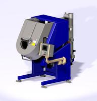 Neue Maschine für die Trommelbeschichtung von filigranen oder schweren Bauteilen