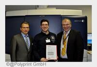 Polyprint erhält für iGen 5 Drucksystem die PSD-Zertifizierung