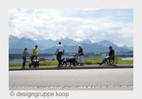 Im KönigsCard-Land können Menschen ihren Urlaub auch barrierefrei genießen