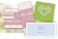 Eleganz und Design für die Hochzeitspapeterie