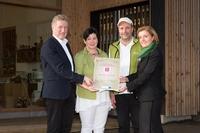 Erster GenussBauernhof Vorarlbergs ausgezeichnet