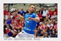 Handball-Bundesliga: HC Erlangen wieder an der Tabellenspitze
