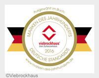 """Viebrockhaus als """"Marke des Jahrhunderts"""" ausgezeichnet"""
