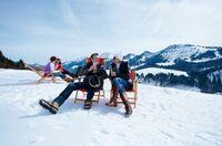 Winterausklang in Oberstaufen