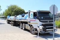 #ProjectWaterDrop: Hellmann Südafrika unterstützt Hilfsaktion gegen anhaltende Dürreperiode