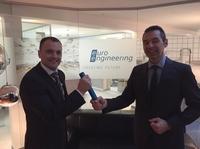 Neuer Standortleiter bei der euro engineering AG in Regensburg