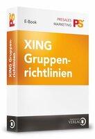 XING-Gruppen benötigen Richtlinien - Vorlage erhältlich