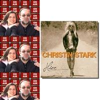 Roland Rube und Ariane Kranz On Air mit Christin Stark