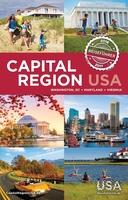 Perfekte Planungshilfe für den Urlaub: Der neue Reiseführer für Washington, D.C. und Umgebung ist da
