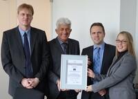 Knipp Medien und Kommunikation GmbH erhält ISO 27001-Zertifikat