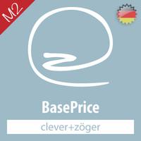 BasePrice2: Grundpreisrechner für Magento 2