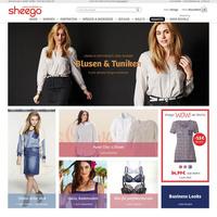 """Doppelt ausgezeichnet: sheego gewinnt """"Best of Show"""" und """"Bester Online-Shop eines Markenherstellers"""" beim INTERNET WORLD Business Shop-Award 2016"""