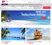 Tourico Holidays will sein Reisegeschäft in Großbritannien 2016 verdoppeln