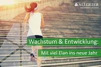 Mit viel Elan ins neue Jahr: Allgeier Productivity Solutions startet 2016 mit neuen Service Angeboten und umfangreichen Recruiting Maßnahmen