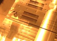 Innovatives Infrarot-System trocknet und sintert gedruckte Elektronik fast 2000mal schneller als bisher