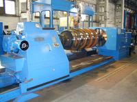Heinrich Georg Maschinenfabrik liefert die vierte Walzendrehmaschine nach Trinec