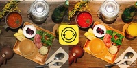 Schönere Food-Bilder mit der neuen Foodie App von LINE
