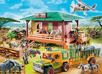 Afrika-Safari im Kinderzimmer