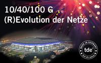Revierderby auf Schalke: tde bringt Revolution der Netze-Roadshow in die Veltins Arena nach Gelsenkirchen